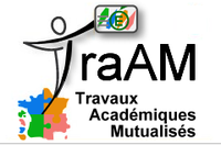 TraAM Documentation : bilan de mi-parcours