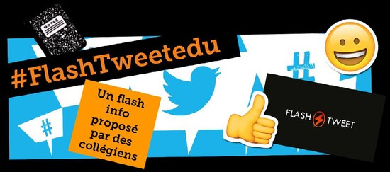 flash tweet edu