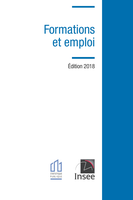INSEE - Formations et emploi - Édition 2018