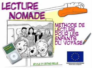 Lecture nomade Ecole d'Orthevielle