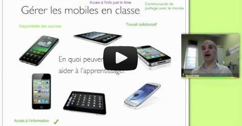usage mobiles en classes
