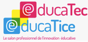 Logo du salon Educatec-Educatice