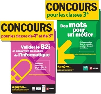Concours ONISEP